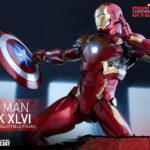 Hot Toys – CACW – Mark XLVI Collectible Figure_PR6