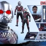 Hot Toys – Captain America Civil War – Ant-Man Collectible Figure PR_20
