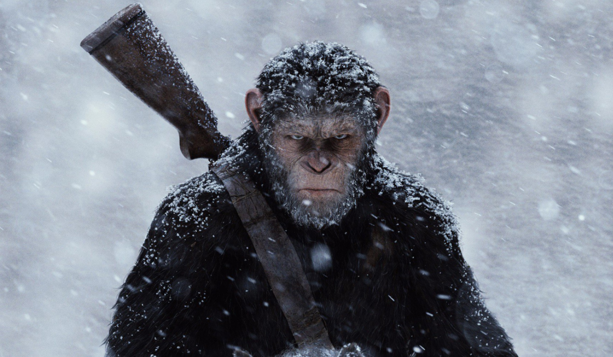 The July 14 review of War for the Planet of the Apes will mark Now Playing Podcast's 700th episode.
