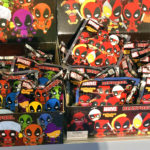 2018 Toy Fair Monogram International Deadpool Collectors Keyrings 01
