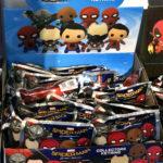2018 Toy Fair Monogram International Spider-Man Homecoming Collectors Keyrings 01