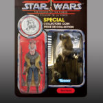 Jabbas Sail Barge Exclusive – Yakface Power of the Force