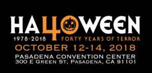 Halloween 40th Anniversary Convention