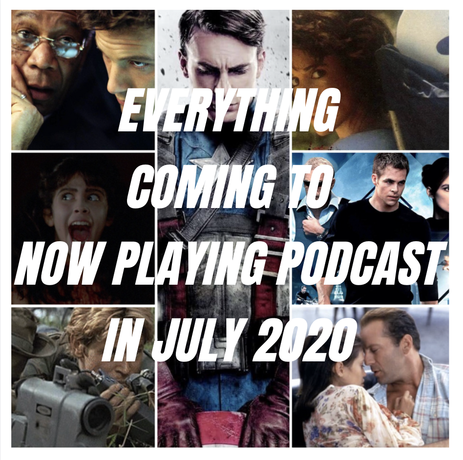 Sleepaway Camp, Jack Ryan, and more. Here's what's coming to Now Playing Podcast in July 2020.
